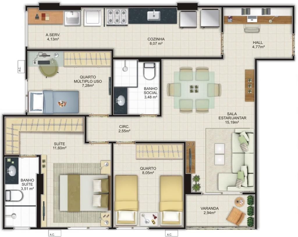 plantas-de-casas-modelos-projetos-planta-baixa-15
