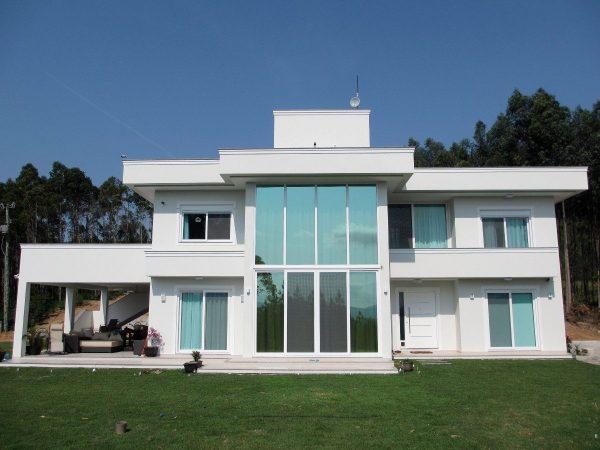 100 modelos de casas modernas