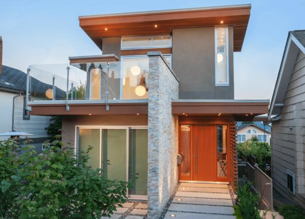 100 modelos de casas modernas for Casas modernas lindas