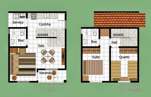 Planta De Casa 5 Quartos Planta X Quartos Casa Trrea Com Quartos V