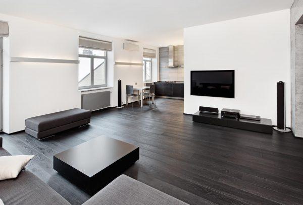 100 modelos de casas modernas for Pisos interiores modernos
