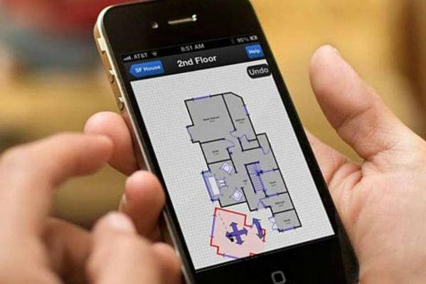 aplicativos que ajudam na planta de casas